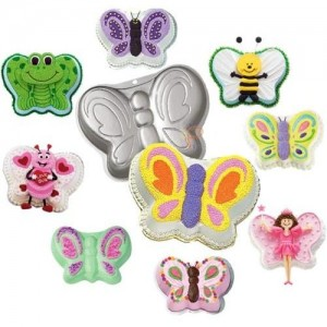 Cake Tin Butterfly