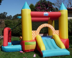 Junior Jumping Castle hire