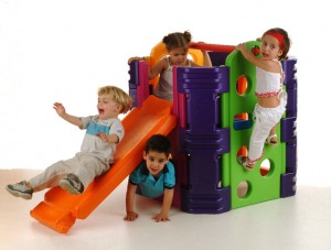 Junior Party Pack Activity Gym
